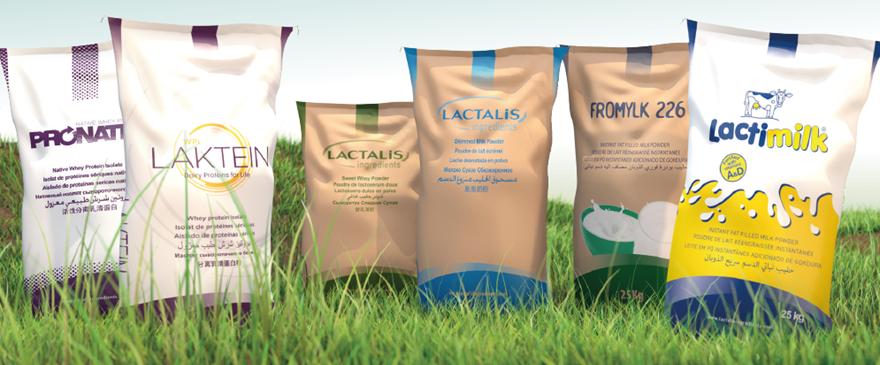 dairy powder bags Gulfood